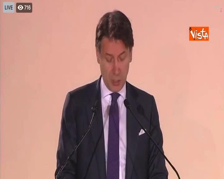"""Mediterraneo, Conte: """"Italia persegue obiettivo pace e stabilizzazione"""""""