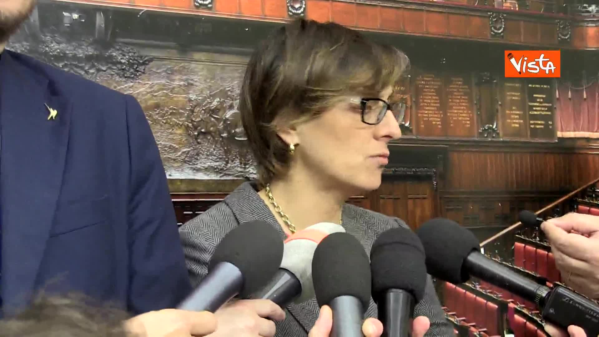 """Castrazione chimica, Bongiorno: """"Messa da parte per bene Codice Rosso, ma sarà in prossimo ddl"""""""