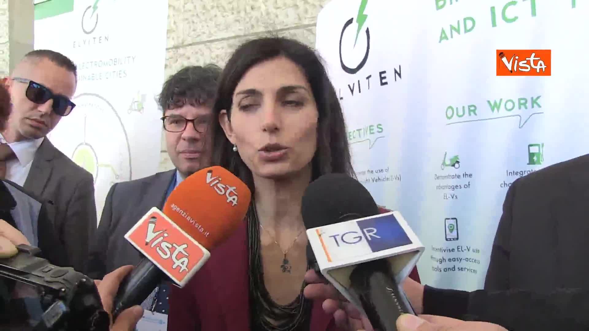 """Bike Sharing Elettrico, Raggi: """"Presto 8 postazioni in IX municipio, promuove mobilità sostenibile"""""""