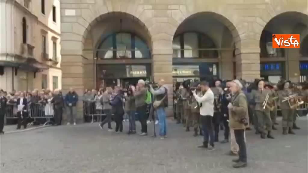 """25 aprile, Casellati: """"Dedico questa festa ai giovani, speranza del nostro Paese"""""""