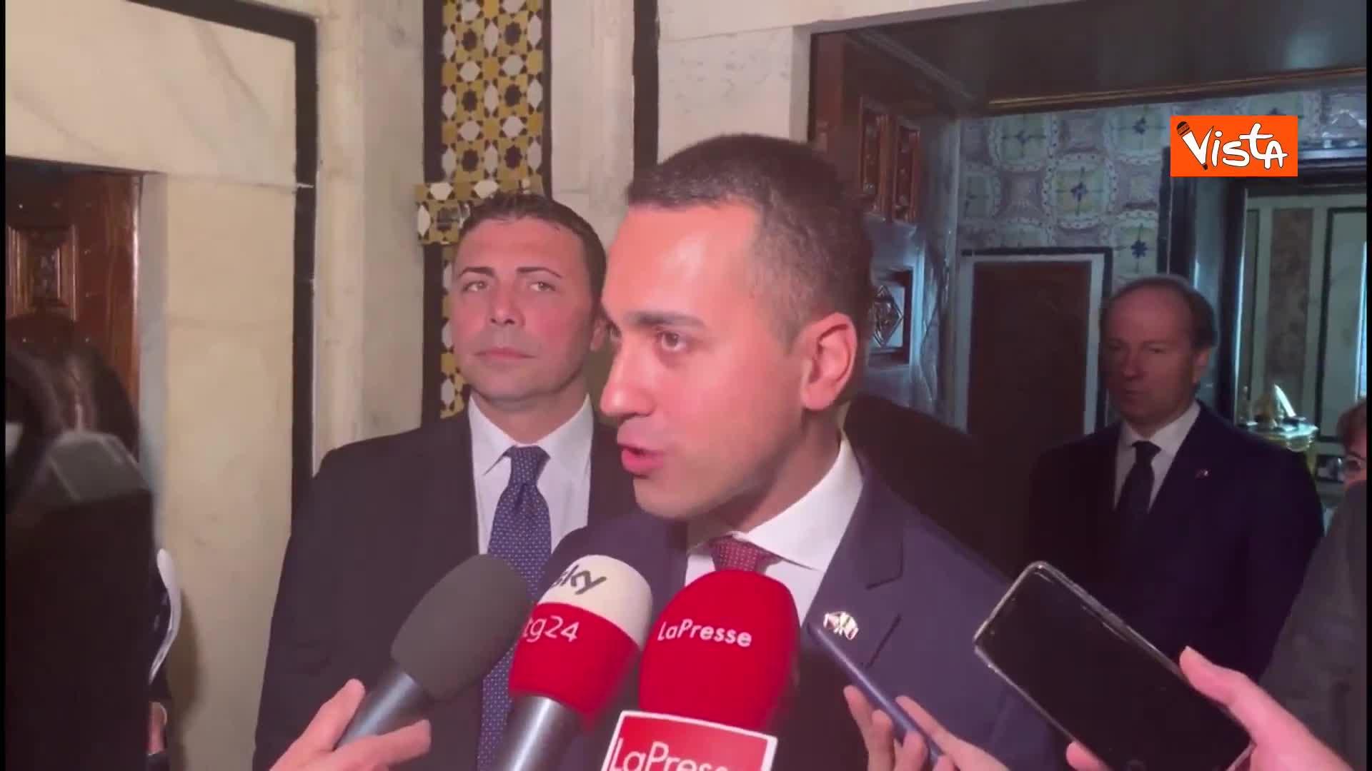 """Pil, Di Maio: """"Potremo festeggiare 1 maggio fuori da recessione"""""""