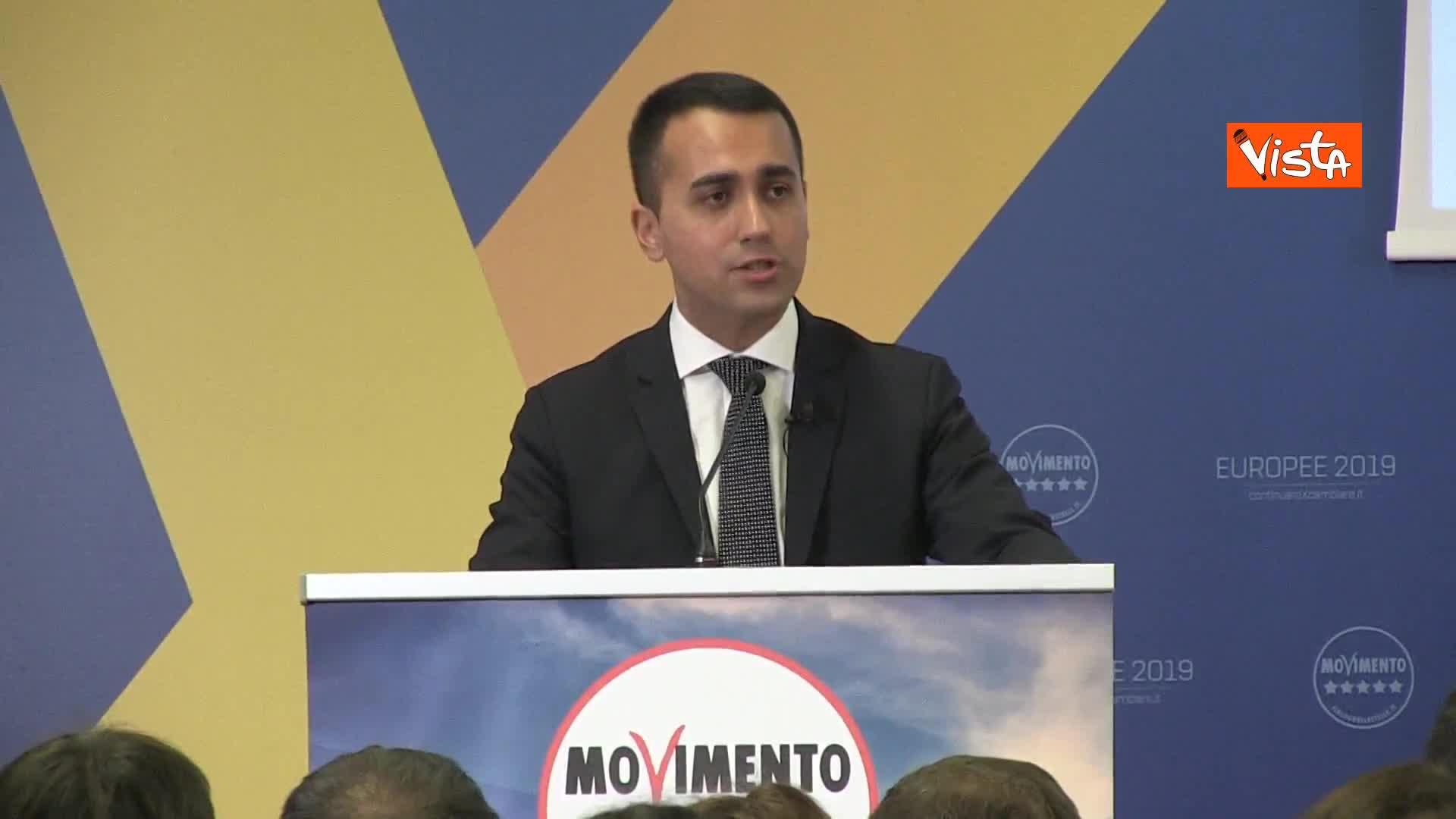 """Province, Di Maio : """"Sono uno spreco, chi le rivuole si trovi un altro alleato"""""""