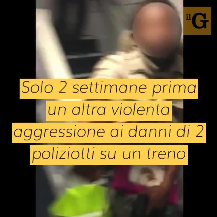 Faenza, aggredisce agenti: in manette clandesino pluripregiudicato