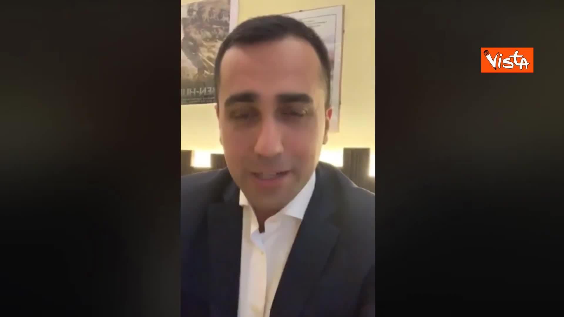 """Comunali Sicilia, Di Maio: """"Abbiamo vinto noi, ora le Europee"""""""