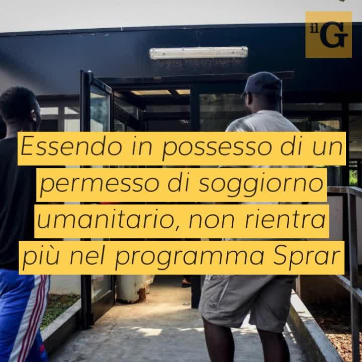 Macerata, vittima Traini perde accoglienza: ora in mezzo alla strada