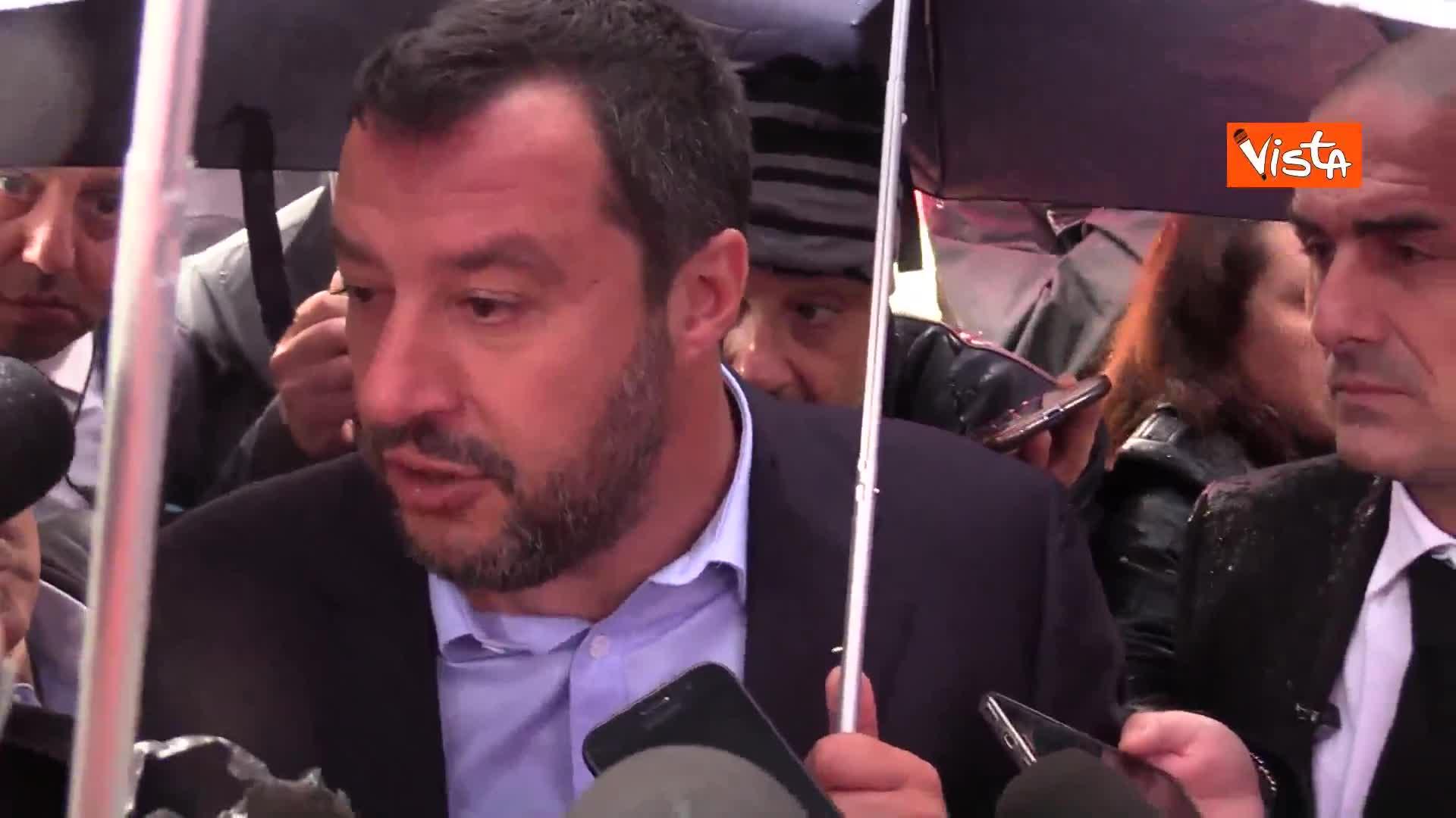 """Decreto Famiglia, Salvini: """"Non sarò io a bloccare gli aiuti alle famiglie"""""""