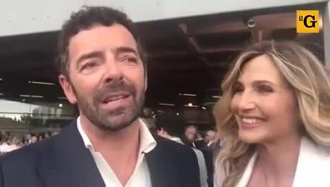 """Cuccarini-Matano, la nuova coppia de """"La vita in diretta"""""""