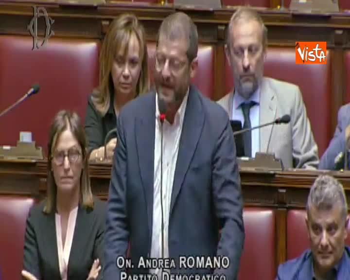 """Dl sicurezza, Romano (PD): """"Mai dette parole contro Businarolo su gravidanza"""""""