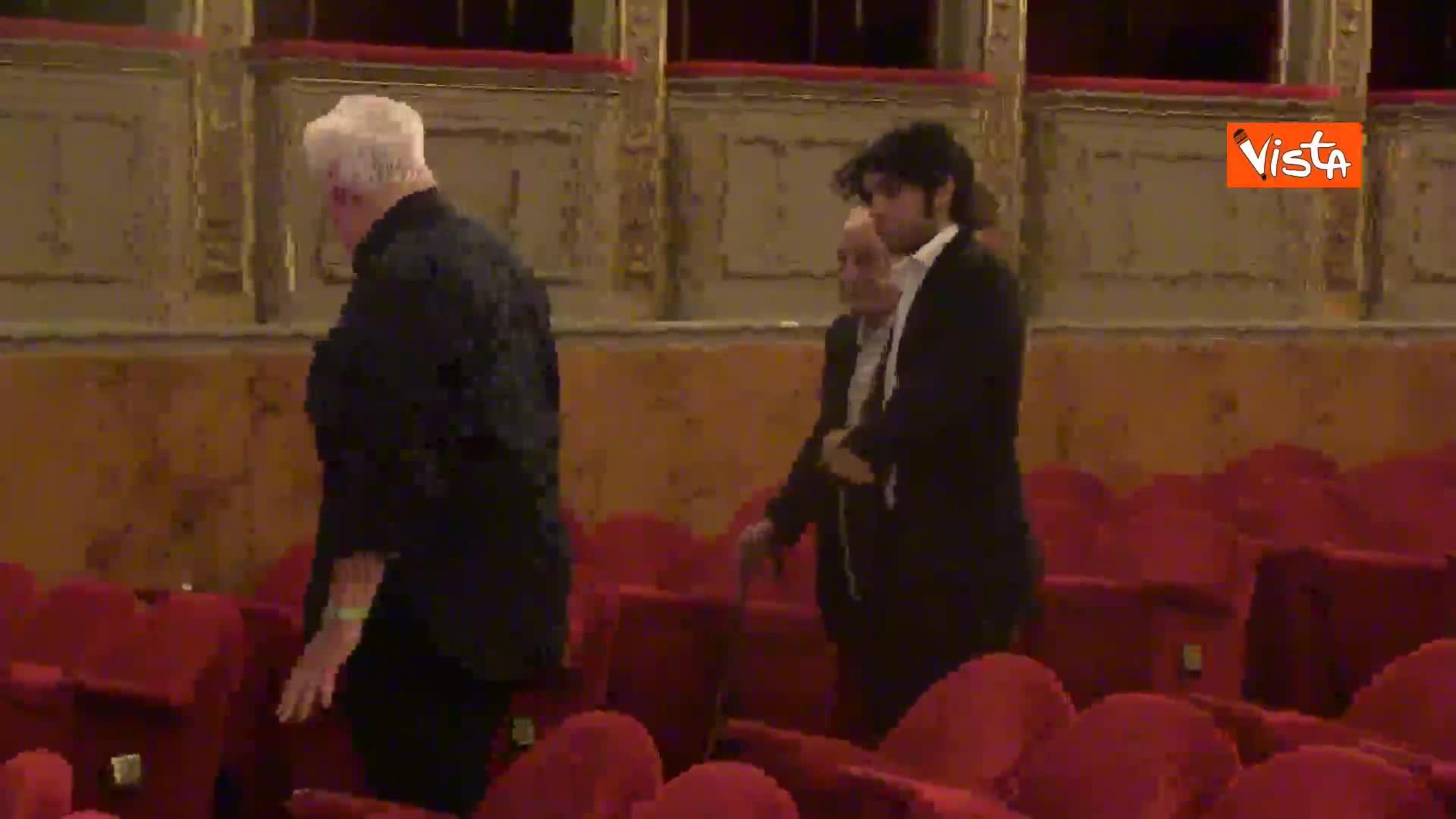 Ilaria Occhini, l'ultimo saluto del marito Salvatore La Capria e di Emma Bonino