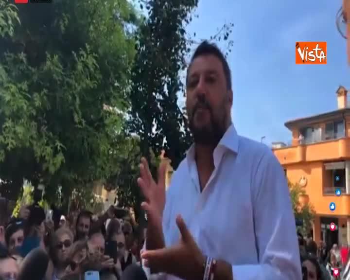 """Tav, Salvini: """"Con voto contro in Parlamento ne trarremo conseguenze"""""""