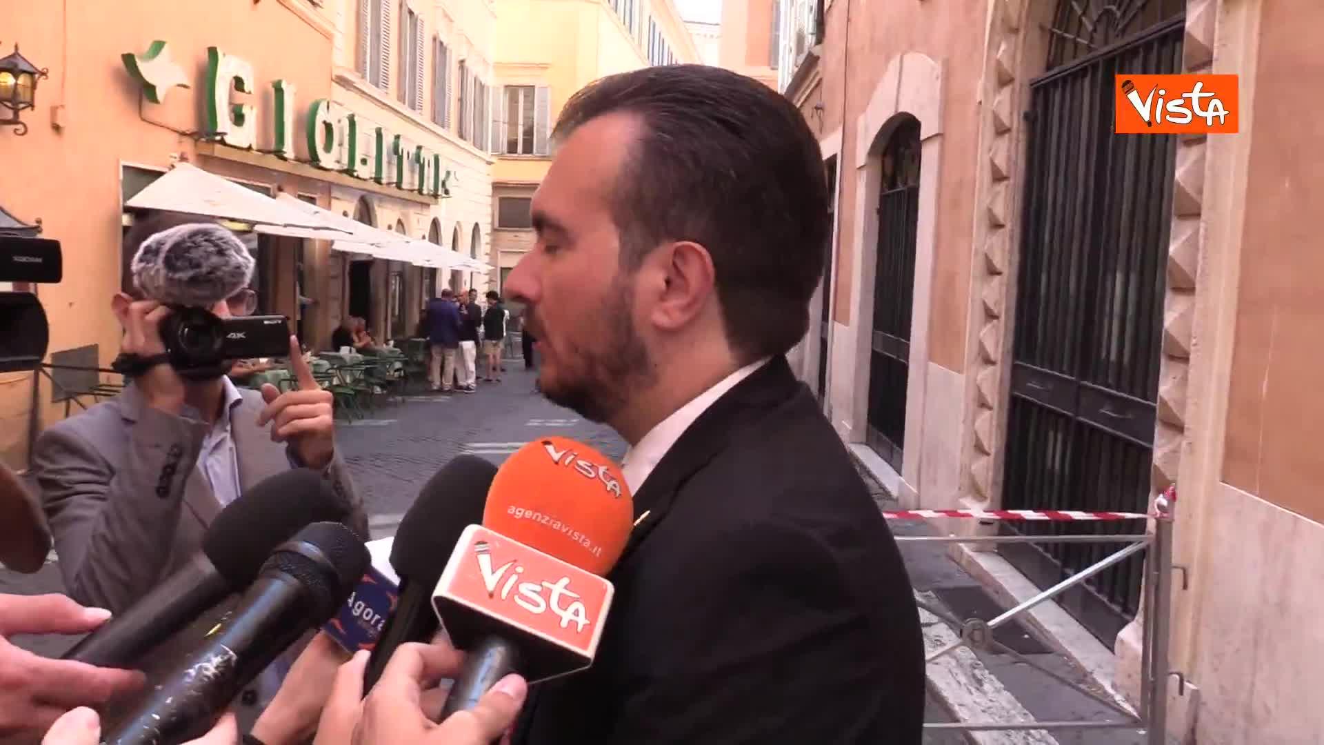 """Molinari (Lega): """"Governo gialloverde bis? Se M5s mette da parte ideologie, mai dire mai"""""""