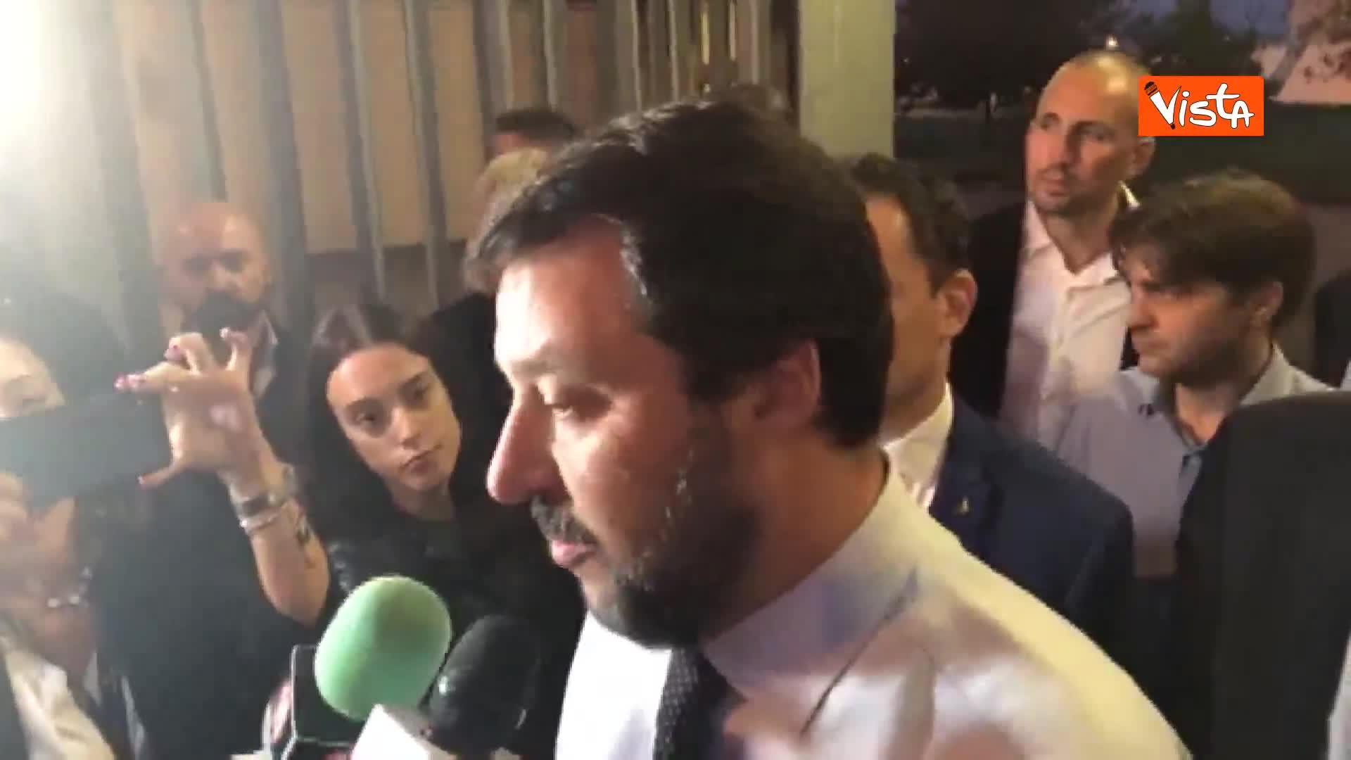 """Salvini: """"Competenza Polizia Penitenziaria a Ministero Interno? Vedremo quando saremo al Governo"""""""
