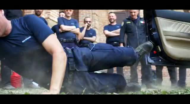 Il video del corso della polizia penitenziaria
