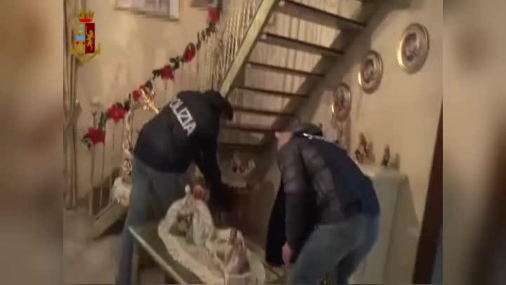 Polizia, operazione contro lo spaccio di cocaina a Catania